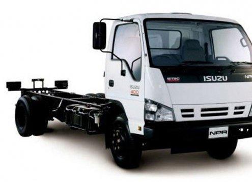 کامیونت ایسوزو 5/2 تن NKR77